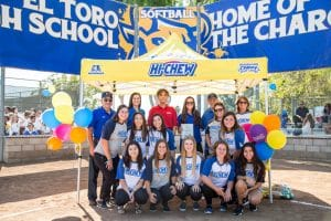 HI-CHEW-Renovates-Softball-Field