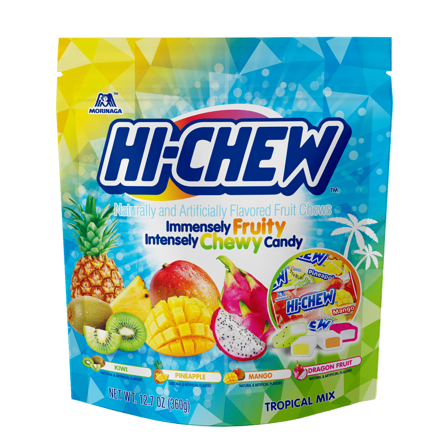 Tropical Mix Stand Up Pouch