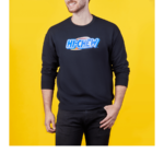 HI-CHEW Black Sweatshirt