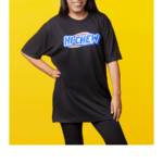 HI-CHEW Black T-Shirt