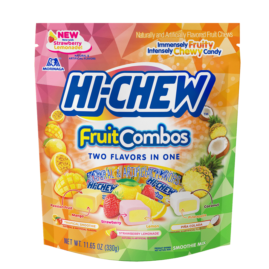 Fruit Combos Mix Stand Up Pouch
