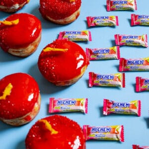 Strawberry Squeeze from HI-CHEW & The Doughnut Project